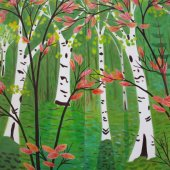 Maples and Birches - SOLD