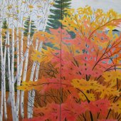 Fall Maine - SOLD